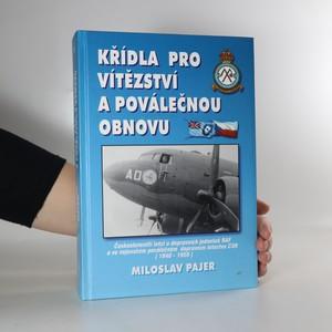 náhled knihy - Křídla pro vítězství a poválečnou obnovu