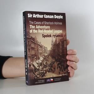náhled knihy - Případy Sherlocka Holmese/The Cases of Sherlock Holmes. Spolek ryšavců/The Adventure of the Red-Headed League