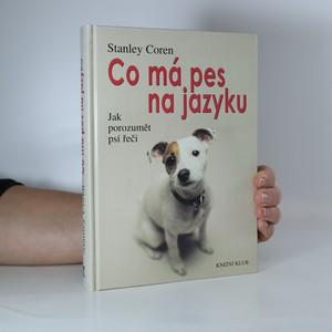 náhled knihy - Co má pes na jazyku