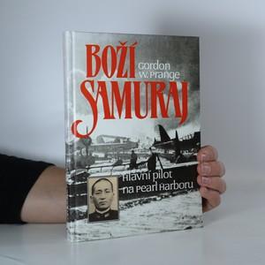 náhled knihy - Boží samuraj