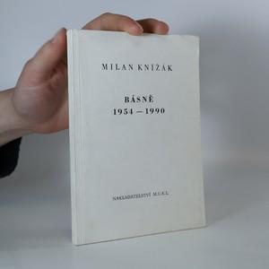 náhled knihy - Básně 1954-1990