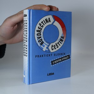náhled knihy - Novořečtina - čeština : praktický slovník