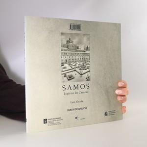 náhled knihy - Samos, Espírito do Camiño