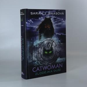 náhled knihy - Catwoman : zlodějka duší