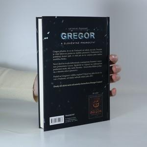 antikvární kniha Letopisy Podzemě. Gregor a zlověstné proroctví, 2019