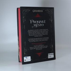 antikvární kniha Prohnilé město, 2018