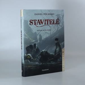 náhled knihy - Stavitelé