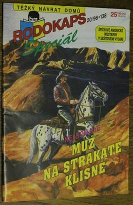 náhled knihy - Muž na strakaté klisně č.20