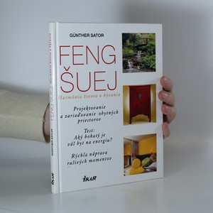 náhled knihy - Feng šuej - harmónia života a bývania