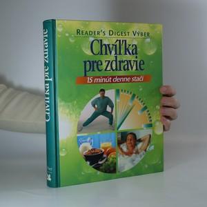 náhled knihy - Chvíľka pre zdravie