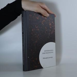 náhled knihy - Novoidealista Josef Kratochvil