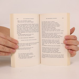 antikvární kniha Les nourritures terrestres suivi de Les nouvelles nourritures, 2008