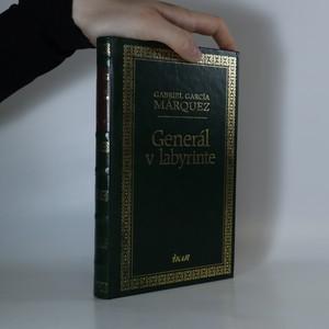 náhled knihy - Generál v labyrinte (slovensky)