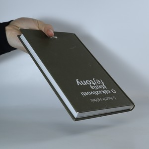 antikvární kniha O nákazlivosti šťastia , 2009