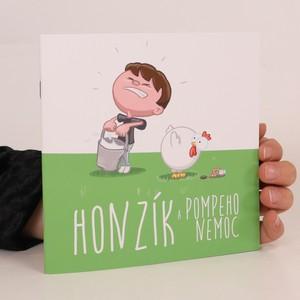 náhled knihy - Honzík a Pompeho nemoc
