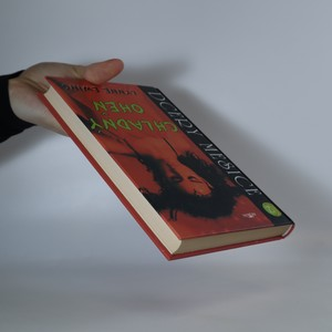 antikvární kniha Chladný oheň, 2004