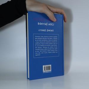 antikvární kniha Bohyně noci, 2004