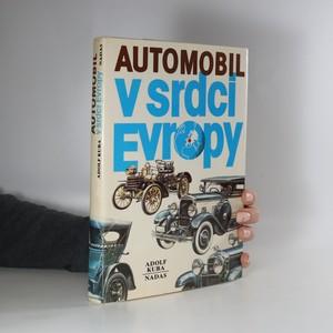 náhled knihy - Automobil v srdci Evropy