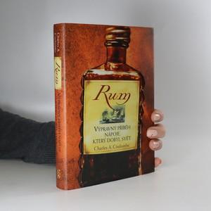 náhled knihy - Rum : výpravný příběh nápoje, který dobyl svět