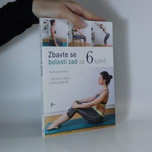 náhled knihy - Zbavte se bolesti zad za 6 týdnů