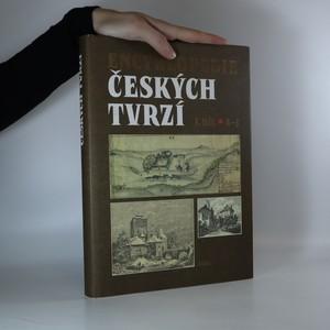 náhled knihy - Encyklopedie českých tvrzí 1. díl