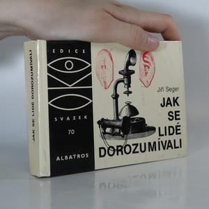 náhled knihy - Jak se lidé dorozumívali