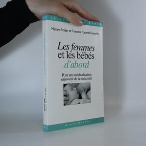 náhled knihy - Les femmes et les bébés d'abord