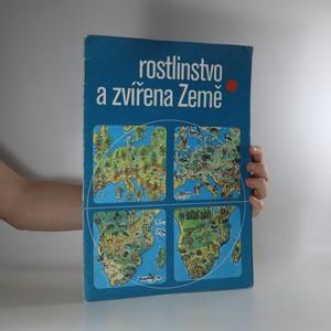 náhled knihy - Rostlinstvo a zvířena Země : Mapový soubor