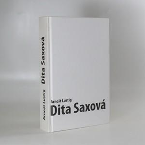 náhled knihy - Dita Saxová (podpis autora)