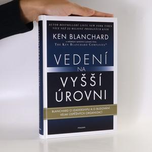 náhled knihy - Vedení na vyšší úrovni