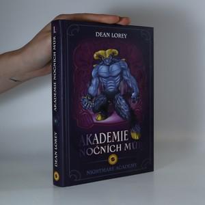 náhled knihy - Akademie nočních můr 1