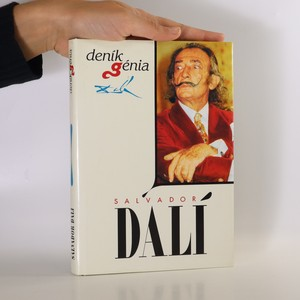 náhled knihy - Salvador Dalí. Deník génia