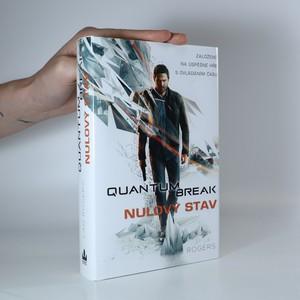náhled knihy - Quantum break. Nulový stav