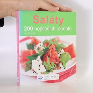 náhled knihy - Saláty. 200 nejlepších receptů
