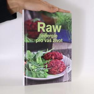 náhled knihy - Raw. Energie pro váš život