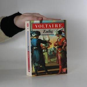 náhled knihy - Zadig ou la destinée. Micromégas et autres contes. Tome 2
