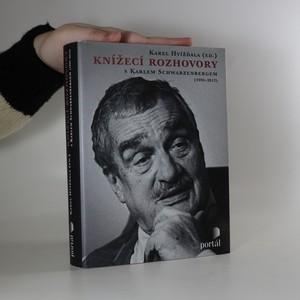 náhled knihy - Knížecí rozhovory s Karlem Schwarzenbergem
