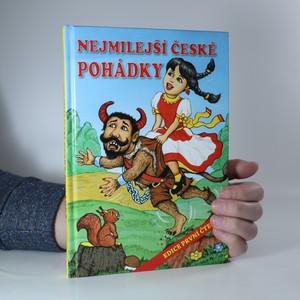 náhled knihy - Nejmilejší české pohádky