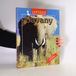náhled knihy - Savany