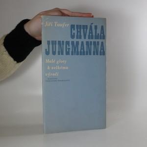 náhled knihy - Chvála Jungmanna. Malé glosy k velkému výročí