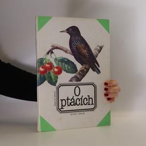 náhled knihy - O ptácích