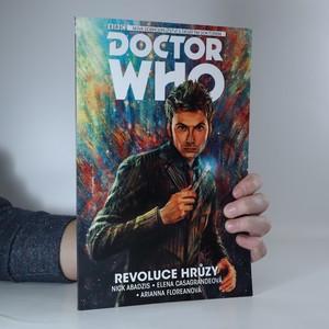 náhled knihy - Doctor Who : desátý doktor. Díl 1, Revoluce hrůzy