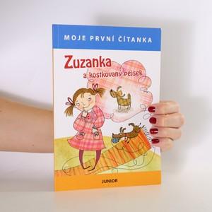 náhled knihy - Zuzanka a kostkovaný pejsek