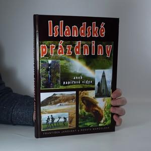 náhled knihy - Islandské prázdniny aneb Papírové video