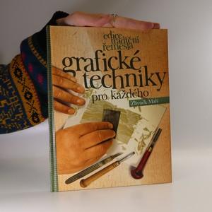 náhled knihy - Grafické techniky pro každého