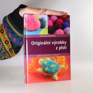 náhled knihy - Originální výrobky z plsti