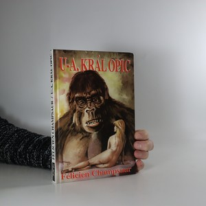 náhled knihy - U-A, král opic