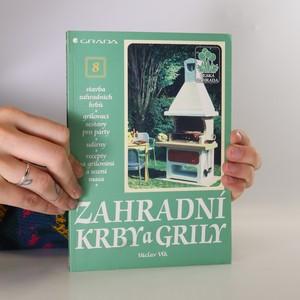 náhled knihy - Zahradní krby a grily