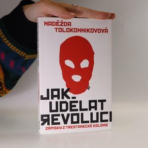 náhled knihy - Jak udělat revoluci