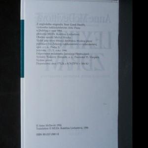 antikvární kniha Lexikon zdraví, 1996